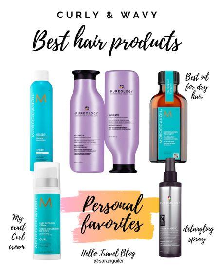Pureology. Hair care. Curly hair. Moroccan oil. Shampoo and conditioner. Dry hair remedy. @liketoknow.it http://liketk.it/3hxnL #liketkit #LTKbeauty #LTKunder50 #LTKsalealert