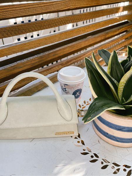 Jacquemus Le Chiquito Long Bag, accessories, spring / summer, fall / winter, mint green, crossbody handbag, shopbop,   #LTKitbag #LTKSeasonal #LTKstyletip