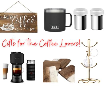 Check out this Gift Guide for Coffee Lovers!! #LTKgiftspo #StayHomeWithLTK #LTKhome #liketkit @liketoknow.it.home @liketoknow.it.family Download the LIKEtoKNOW.it shopping app to shop this pic via screenshot @liketoknow.it http://liketk.it/3499I