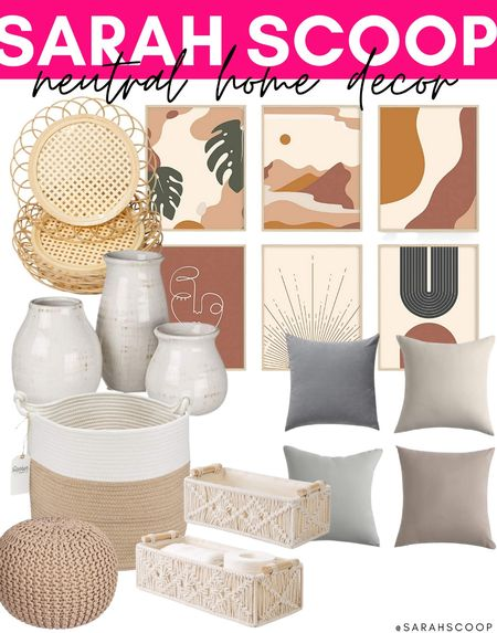 We love a neutral moment 💋 Here are Amazon's top picks for decor! . . . . #home #amazon #deal #design #decor #decoration #neutral #furniture  #LTKhome #LTKunder50 #LTKGiftGuide