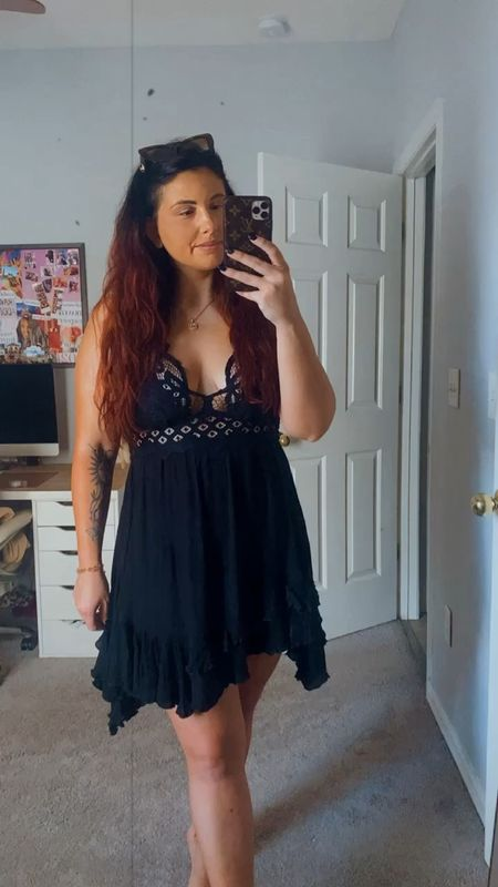 In love with this little black dress   #LTKstyletip #LTKGiftGuide #LTKSeasonal
