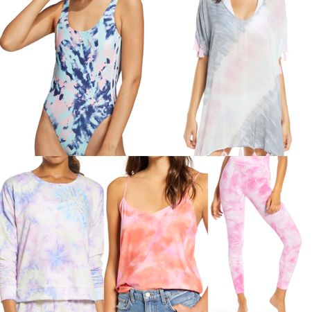 All things tie dye!! http://liketk.it/2OpYm #liketkit @liketoknow.it Shop your screenshot of this pic with the LIKEtoKNOW.it shopping app