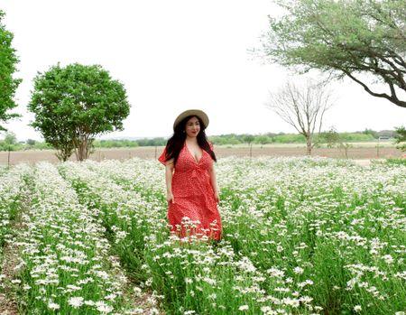 Spring look! Dress runs TTS and is very flattering! http://liketk.it/3f1rt @liketoknow.it #liketkit