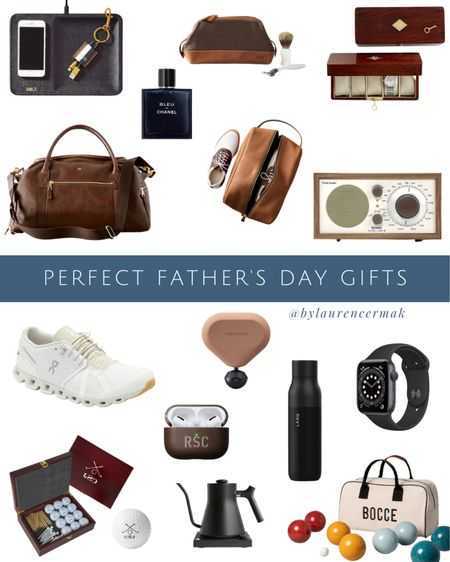 {Perfect Father's Day Gifts} Father's Day is right around the corner! I've rounded up all the best finds for the men in your life, no matter their interests 🤗 To shop, click the link in my profile or you can shop by screenshot in the @liketoknow.it app! #liketkit #LTKshoecrush #LTKunder100 #LTKmens http://liketk.it/3hjYU
