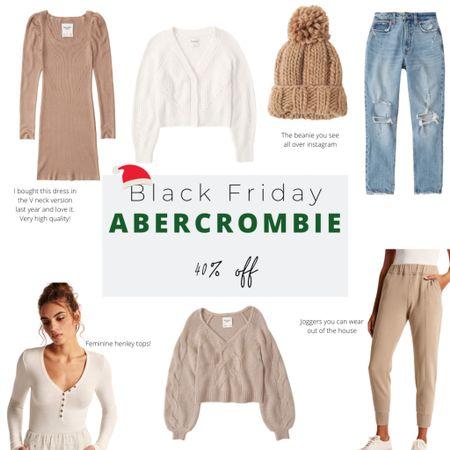My Abercrombie Black Friday picks! I love shopping for staples and neutrals at Abercrombie  http://liketk.it/32gdh #liketkit @liketoknow.it #LTKgiftspo