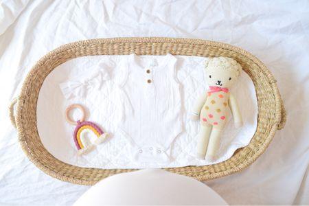 Baby changing basket | cuddle n kind doll   #LTKhome #LTKbump #LTKbaby