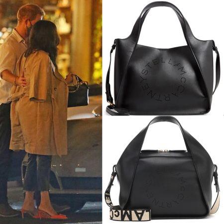 Meghan's Stella logo bag similar at Nordstrom #purse #bag  #LTKstyletip #LTKGiftGuide