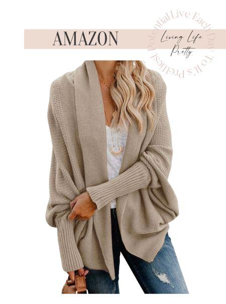 Amazon fashion Amazon sweaters   #LTKstyletip #LTKSeasonal