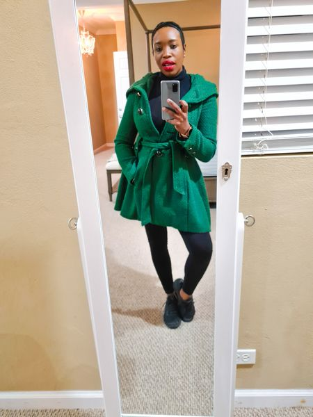 Pulling all my travel coats out the closet!  1. The forecast calls for low 60s in The Bahamas this week  2. I don't know when I'll travel to cold places again  3. Yall gon' get these trenches, pea coats and puffer jackets as long as this cold front lasts  Anyone else happy for this weather so they can wear all their jackets and coats and boots with the fur?   If you've got your eye on this coat, I just added the links to where you can get it and the other items in this look on my @liketoknow.it profile! Use the link below to shop now! #liketkit #LTKstyletip #LTKbeauty http://liketk.it/37tol #LTKtravel #LTKootd