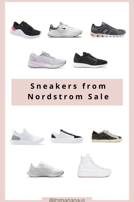 Nordstrom sale favorite sneakers.✨  #LTKunder100 #LTKstyletip #LTKsalealert