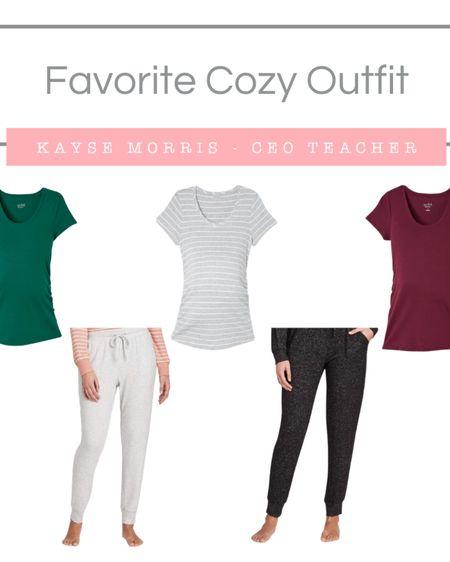 Cozy favorites at Target. Shorts on sale http://liketk.it/335Eg #liketkit @liketoknow.it #target #salealert #maternity