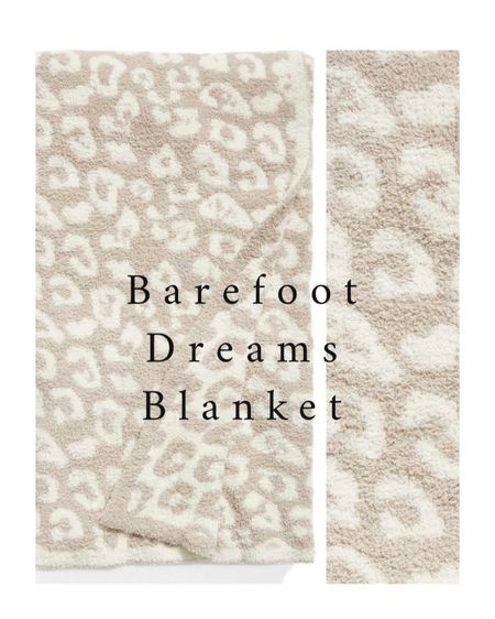 $119 on the #nsale #nordstrom soft barefoot Dreams blanket that is also perfect for gifting.   #LTKsalealert #LTKhome
