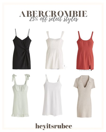 Abercrombie sale alert! 25% off select styles, 15% off almost everything #LTKsalealert #LTKstyletip http://liketk.it/3iZXM #liketkit @liketoknow.it Shop your screenshot of this pic with the LIKEtoKNOW.it shopping app