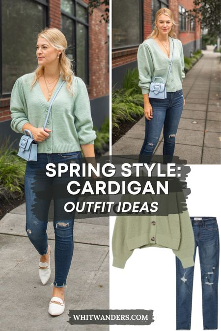 Spring Trends, Cardigan, Casual Style @liketoknow.it http://liketk.it/38Y8E #liketkit #LTKunder100 #LTKshoecrush #LTKstyletip