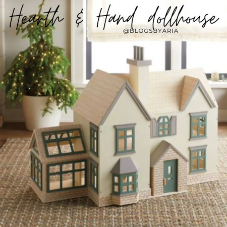 Hearth and Hand Dollhouse makes such a great gift!   #LTKkids #LTKGiftGuide #LTKHoliday