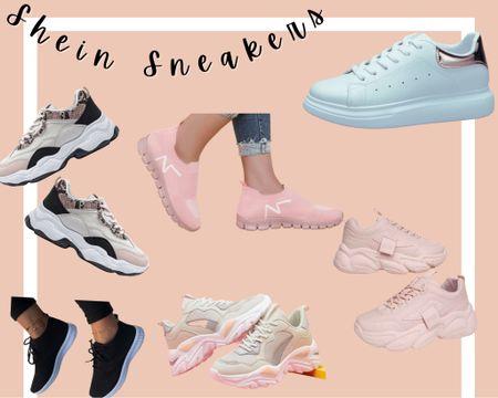 Shein sneaker haul 👟 http://liketk.it/3f7Oo @liketoknow.it #liketkit #LTKshoecrush #LTKstyletip #LTKunder50