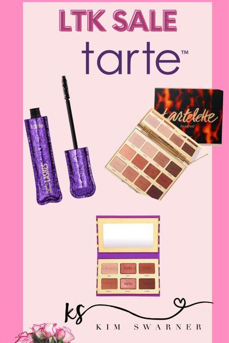 Tarte on sale! http://liketk.it/3hjgK #liketkit @liketoknow.it #LTKDay #LTKbeauty #LTKsalealert