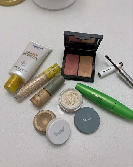 Everyday WFH makeup ✨ creamy, glowy and protected from the sun @liketoknow.it #LTKbeauty #liketkit http://liketk.it/3duJv