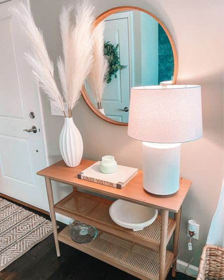 Entry way table from Hearth and Hand at Target! #liketkit @liketoknow.it http://liketk.it/3jKG0 #LTKhome