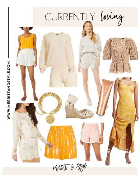 Pastel styles neutral fall transition staples wedding guest dress idea casual lounge set Walmart fashion   #LTKstyletip #LTKsalealert #LTKunder50