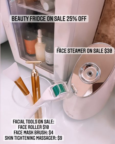 AMAZON PRIME DAY SALE beauty anti-aging skincare tools  Fridge steamer micro needling  @liketoknow.it http://liketk.it/3icXQ #liketkit #LTKsalealert #LTKunder50 #LTKbeauty