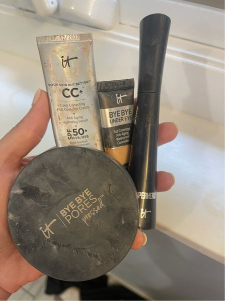 It cosmetics sale! My favorite foundation, mascara, setting powder and concealer are all on sale  #LTKbeauty #LTKunder50 #LTKsalealert