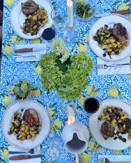 Summer dinners al fresco http://liketk.it/2Vm7g #liketkit @liketoknow.it