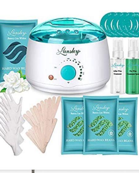 The BEST waxing kit! Pain free! #liketkit @liketoknow.it http://liketk.it/2TCxf #LTKbeauty #LTKunder100 #LTKunder50