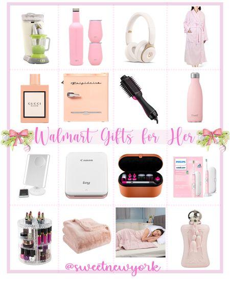 Walmart finds gift guide for women http://liketk.it/31qAa #liketkit @liketoknow.it #LTKgiftspo #LTKunder100 #LTKbeauty