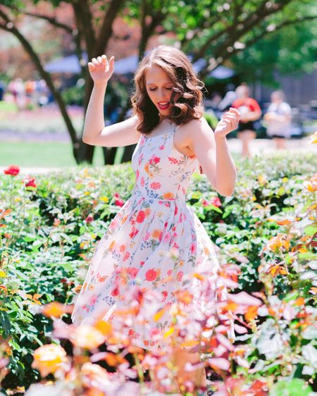 My whole month wasn't all dancing in rose gardens in beautiful dresses, but my favorite parts of it were! 💃🏼🌹 Today #ontheblog I'm sharing all of my May favorites- from this @galmeetsglam dress to my new favorite home fragrance. Interested? You can check out the link in my bio to read all about it & shop all my picks, or screenshot this pic to get shoppable product details with the LIKEtoKNOW.it app 🛍✨ . . .  http://liketk.it/2CfLa #liketkit @liketoknow.it #LTKunder100 #LTKunder50 #LTKspring #LTKsalealert #LTKstyletip #LTKhome #LTKshoecrush #galmeetsglamcollection #gmgonme