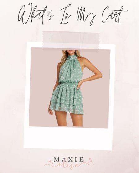 What's In My Cart - Summer Dress From Nordstrom ☀️  #whatsinmycart #summerdress #nordstrom #summerfashion #summeroutfits  #LTKstyletip #LTKSeasonal