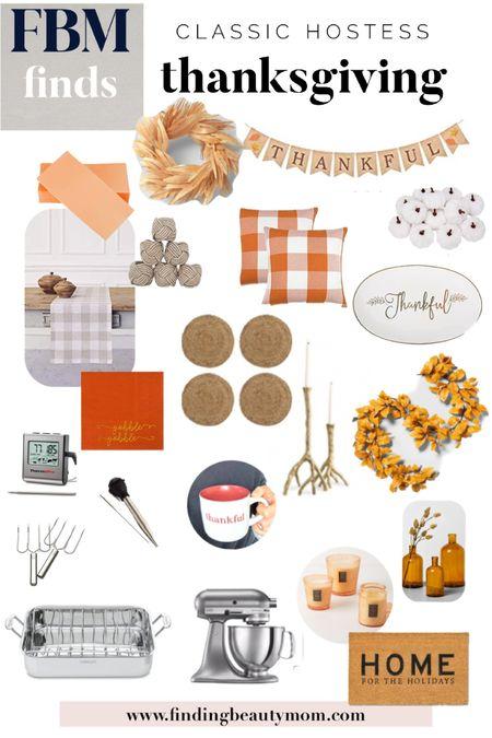 Amazon finds, fall decor, thanksgiving host, kitchen essentials, target, pumpkins, banners, fall outdoor home decor, welcome mat, finding beauty mom  #LTKhome #LTKfamily #LTKSeasonal