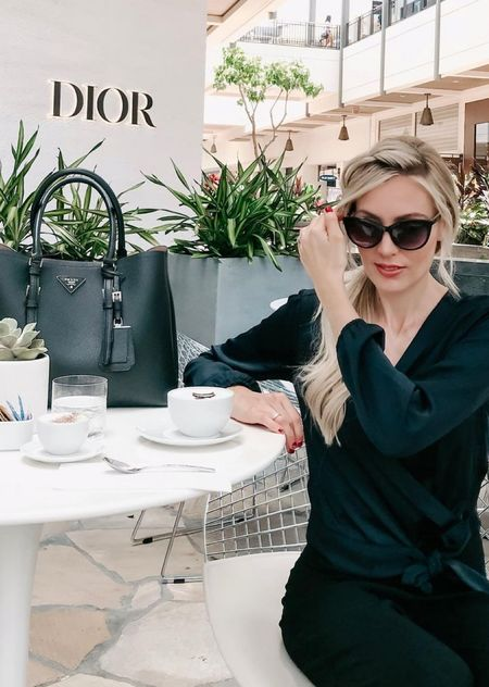 Have you been to the Dior cafe? It was a fun little treat back in Hawaii.   #LTKHoliday #LTKitbag #LTKSeasonal