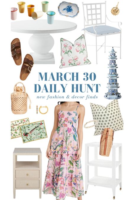 Some of my March 30 finds! Shop them all on the Daily Hunt page of KatieConsiders.com @liketoknow.it #liketkit http://liketk.it/3bGTw