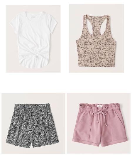 Tank and shorts sale http://liketk.it/3aWG9 #liketkit @liketoknow.it #LTKunder50 #LTKsalealert #LTKSpringSale