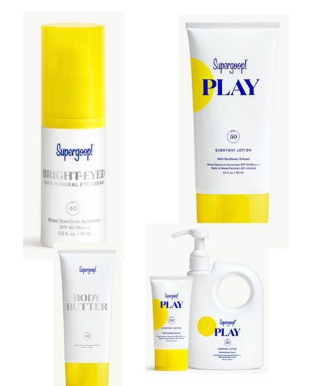 I swear by this stuff!!! I use it and my kiddos use it every single day! It's the only sunscreen that doesn't cause my sensitive skinned boys to break out in anything! Today their entire site is 25% off with code HouseSeven, so it's a great time to stock up, there's still a ton of sunny summer days ahead!   http://liketk.it/2ThBo #liketkit @liketoknow.it #LTKsalealert #LTKfamily #LTKbeauty