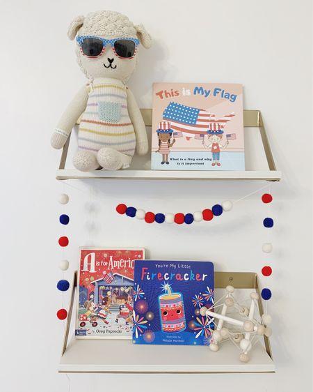 Kids books, 4th of July http://liketk.it/3iYth #liketkit @liketoknow.it #LTKbaby #LTKkids #LTKhome @liketoknow.it.home