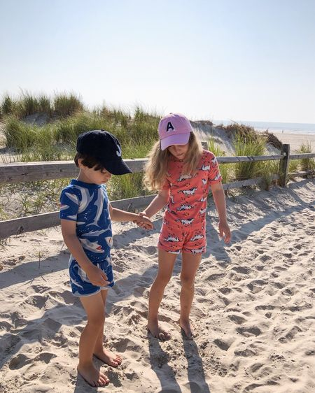 It's the smell of the ocean & the salt air for me 🌊 #beachbabes #summerliving #sustainability   #LTKunder50 #LTKkids #LTKfamily