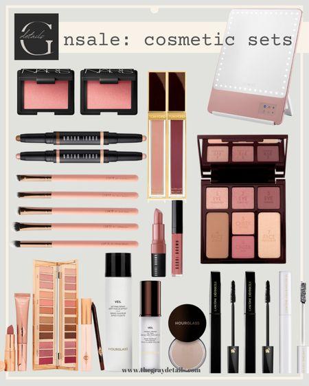 Best of beauty for Nordstrom anniversary sale / 5 minute makeup routine  / best blush nars orgasm, pillow talk / Lancôme mascara / makeup mirror / nsale   #LTKunder50 #LTKbeauty #LTKtravel