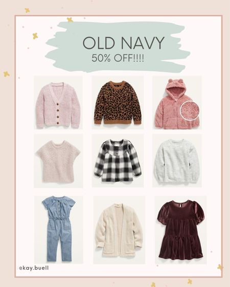 Perfect time to shop at Old Navy!   #LTKfamily #LTKkids