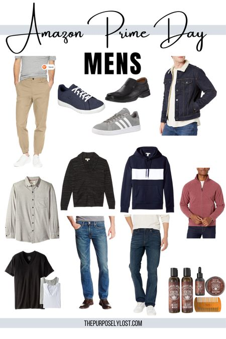 Have you started shopping the Amazon Prime Day deals yet?!   These are my favorite on-sale picks for men's clothes!   http://liketk.it/2YFlA #liketkit @liketoknow.it