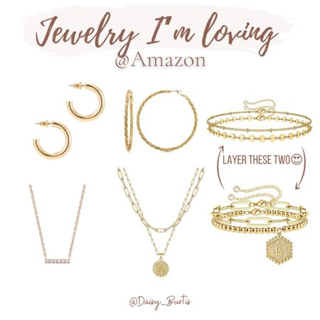 Beautiful, affordable & GREAT quality! Amazon jewelry I'm loving!  All under $15!   #LTKsalealert #LTKGiftGuide #LTKstyletip