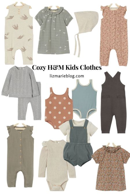 I love H&M for so many reasons but their kids clothes right now are SO GOOD!  #LTKbacktoschool #LTKkids #LTKbaby