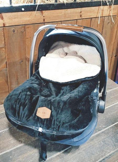 Cozy baby vibes 🖤 #ltkbaby