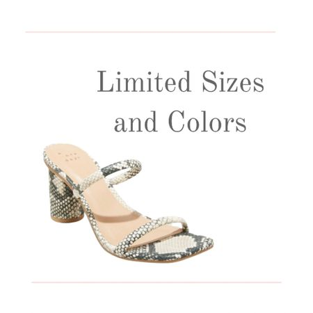An easy to wear and super comfy strappy heel sandal. I have TWO pair! Grab this summer sandal while you can! Sizes and colors are going fast.  Wear these strappy sandal with a cute dress or jeans!   #kimbentley #summersandak  #LTKunder50 #LTKshoecrush #LTKSeasonal