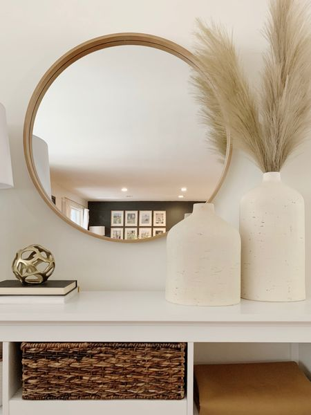 Fall decor, console table   #LTKhome #LTKunder50