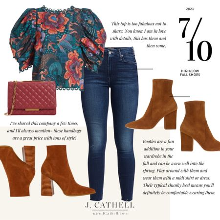 Great style can happen at any price point, so I've done a round up of high and low price points on many of my favorite shoes to wear in the fall. Some are seasonal specific to cooler weather, but a few can be worn year round. Whether you choose to invest or to save, you'll find options in nearly all budgets! Drop a comment below on another category you'd like to see done this way. Handbags? Sweaters? Denim? I'll pick the top request and put something together for y'all!   #LTKSeasonal #LTKshoecrush #LTKstyletip