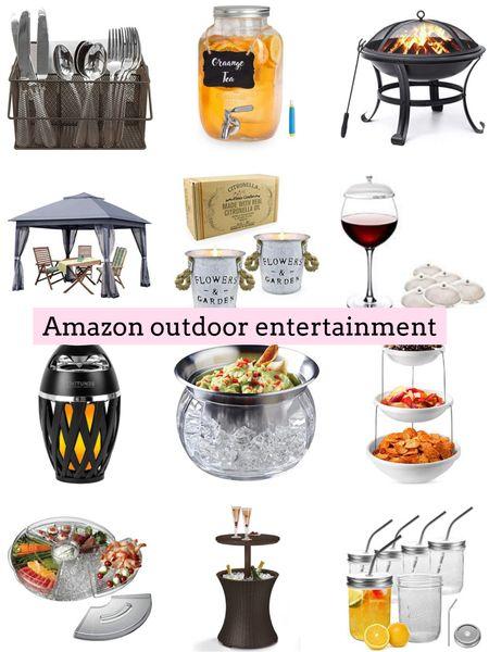 Amazon backyard entertainment. Outdoor dining. Barbecue. Amazon finds. Kids activities. Family fun. Summer fun.   .  http://liketk.it/3ijvO    #liketkit @liketoknow.it #LTKfamily #LTKunder50 #LTKhome