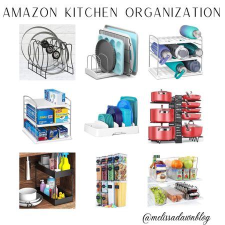 Kitchen organization, Amazon kitchen, Amazon kitchen finds   #LTKhome #LTKsalealert #LTKunder50