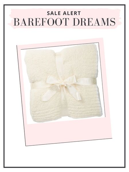 If you're waiting to purchase a Barefoot Dream blanket or throw at the Nordstrom Sale, you can get them for an even better price at Nordstrom Rack and they come in a ton of colors! http://liketk.it/3jBvb #liketkit @liketoknow.it #LTKsalealert #LTKhome #LTKunder100